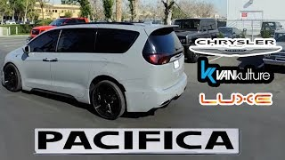 2018 CHRYSLER PACIFICA PHOTO STUDIO FOR VANKULTURE