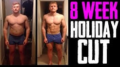 8 Week Transformation   Holiday Cut