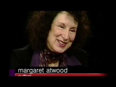 Margaret Atwood interview on Charlie Rose (2001)