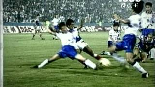 J.League 1993 Season Top Scorer Ramón Díaz Movie