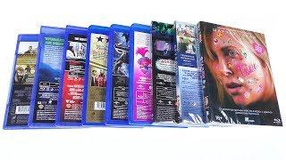 Пополнение коллекции #22: Blu-ray фильмы