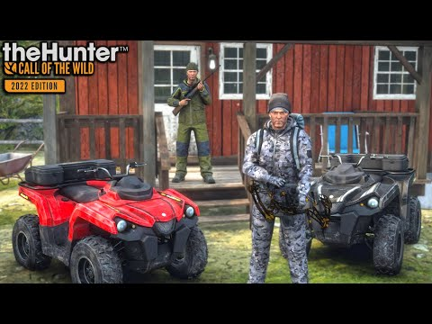 THE FUNNIEST HUNTING TRIP EVER! | TheHunter Call of the Wild – 2022 Edition