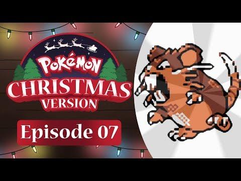Pokemon Christmas Version EP 07 | RATICATE THE MVP!