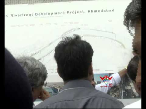 Pakistan delegation arrives to study Sabarmati river project - VTV