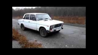 Тест драйв ВАЗ-2106