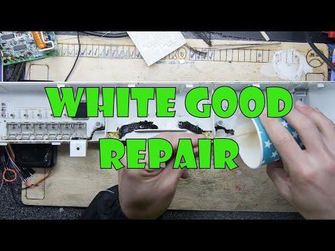 Teardown Lab - Dishwasher Panel Repair