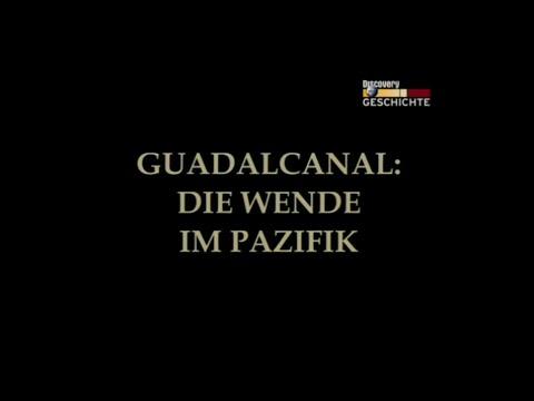 Schlachtfelder Des 2.Weltkriegs - Guadalcanal