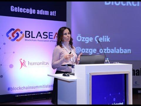 BBN Blockchain POC Çalışması - Özge Çelik- BKM  | Blockchain Summit İstanbul 2017