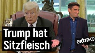 Trump – Präsident oder Diagnose?