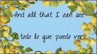 Fool's Garden - Lemon Tree Lyrics (subtitulada y traducida al español)