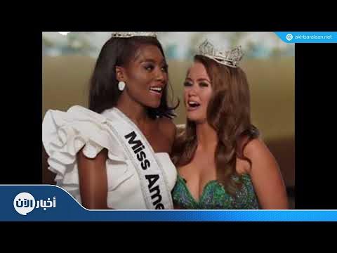 تتويج أول ملكة جمال أمريكا 2019 بدون عرض -ألبسة سباحة-
