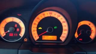 Kia Ceed SW 1.6 CRDI -28 запуск дизеля в мороз