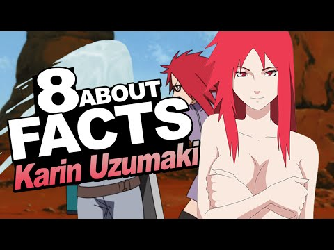 "8 Facts About Karin Uzumaki You Should Know!!! w/ ShinoBeenTrill & Stahtz ""Naruto Shippuden"""