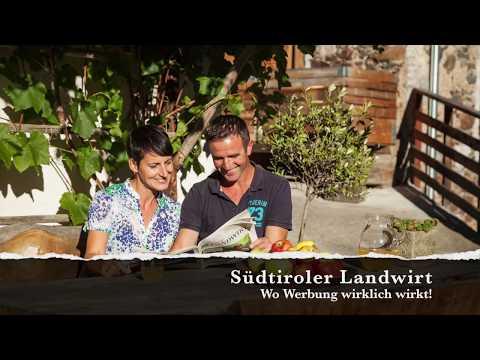 Werben im Südtiroler Landwirt