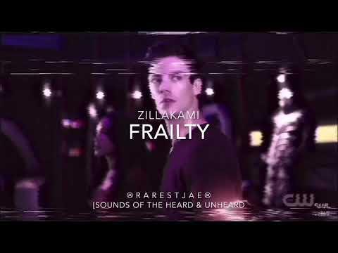 Zillakami - Frailty [lyrics In Desc]