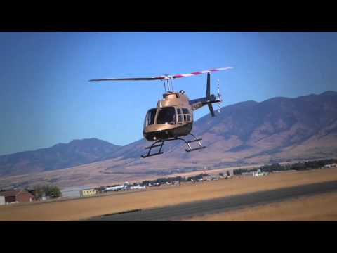 Helicopter Charter Tours in Montana, Wyoming, and Idaho