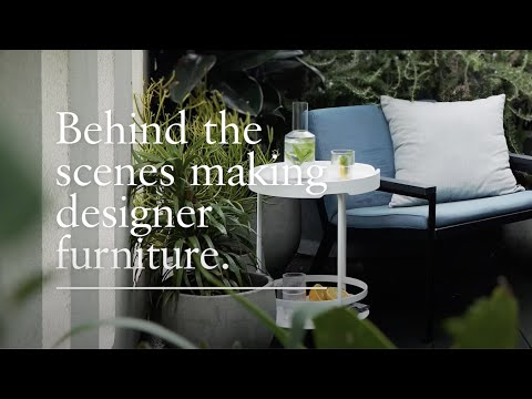 Behind The Scenes Making Designer Furniture with Tait