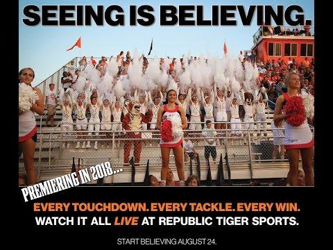 Republic Tiger Sports Live Video
