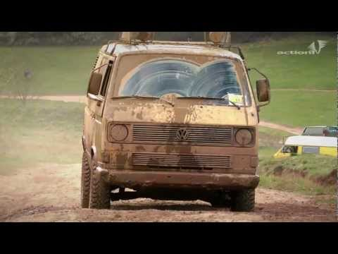 Syncro 4x4 in the mud