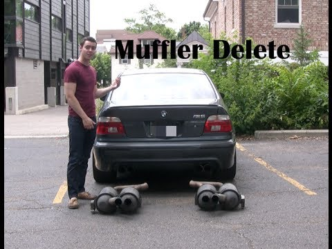 e39-bmw-m5-muffler-delete-(straight-pipe)-facts-and-amazing-sounds