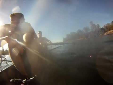 California Maritime Academy Mens Varsity 4+ -- Head of the American 2012