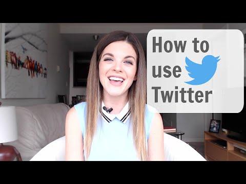 Twitter Tutorial (2015)