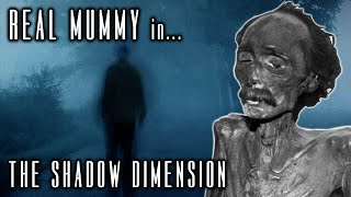 Ghost Stories and a REAL Mummy in The Shadow Dimension!