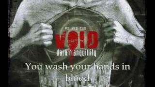 Dark Tranquillity - The Fatalist (audio with lyrics)