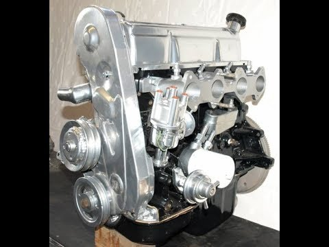 Ford Pinto Engine History