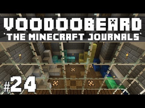 The Minecraft Journals: Ep. #24 - Finishing Touches