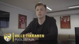 SJK TV - Haastattelussa Ville Tikkanen