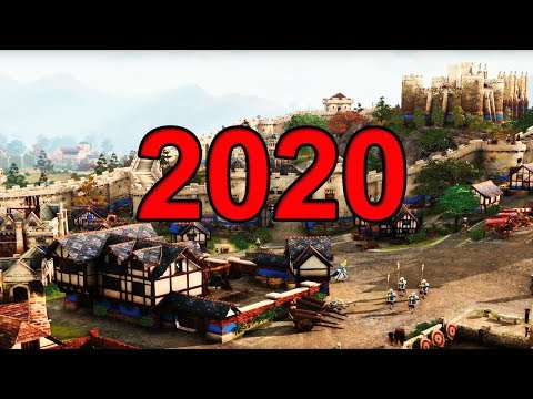 Top 10 NEW Strategy Games in 2020 | PC, PS4, XBOX ONE (4K 60FPS)