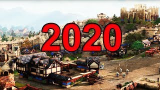 Top 10 NEW Strategy Games in 2020   PC, PS4, XBOX ONE (4K 60FPS)