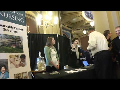 Hawkeye Caucus Day- March 27th, 2012 on YouTube