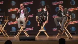 "Panel NYCC 2016 ""Agents of SHIELD: Ghost Rider"" Sub. Español"
