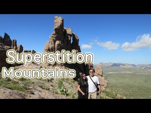 Hiking Superstition Mountains | One Of The Most Dangerous, Deadly Places In Arizona