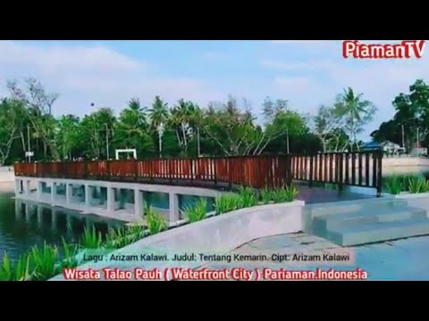 pembuatan-wisata-talao-pauh-habis-dana-15-miliyar,indah-banget--wisata-waterfront-city-kota-pariaman