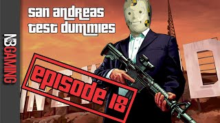 san andreas test dummies ep 18 gta 5 funny moments montage