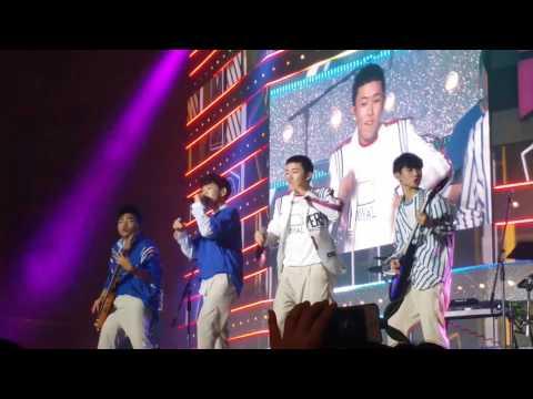 170527 Idolcon The East Light - Uptown Funk (정사강/SaGang Focus)
