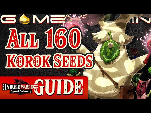 Hyrule Warriors Age Of Calamity Korok Seeds Locations Guide Video Games Blogger