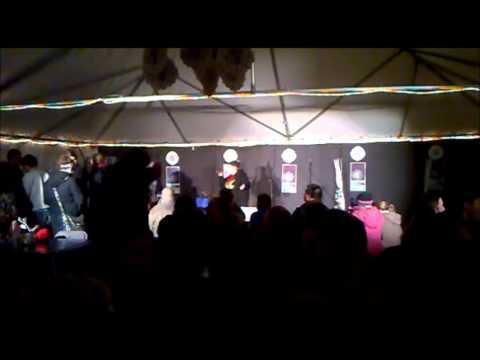 Ice On Whyte Edmonton - Karaoke - .wmv