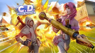 COPY OF FORTNITE? WHEEL ON WEAK PC AND IT'S FREE!! | PLAYING CREATIVE DESTRUCTION