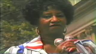 """Bembe Colora"" Live @ City Hall (Celia Cruz Tito Puente Johnny Pacheco video por jose rivera 1983)"