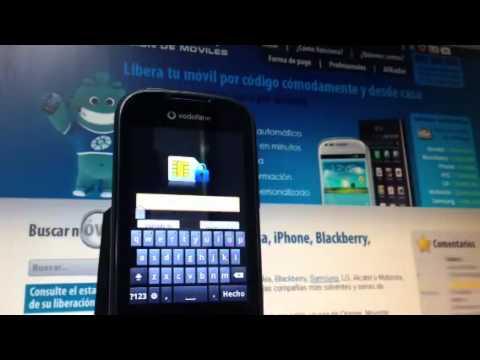 Liberar vodafone smart ii por c digo imei movical net - Movical net liberar ...