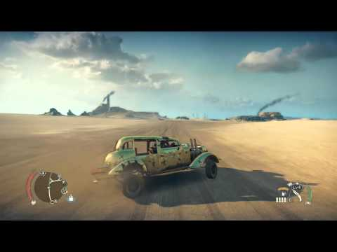 High Value Vehicle Location Mad Max PC