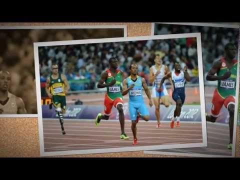 Kirani James Wins Men