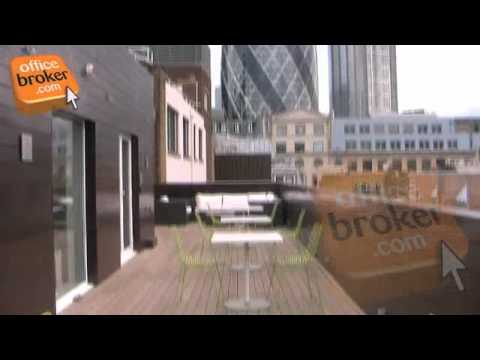 City of London Office Space for Rent - Lloyds Avenue Offices, EC3N