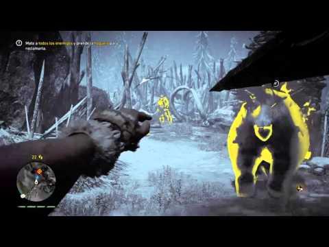 Far cry primal, fuerte Udam, muerte de Ull, en vivo