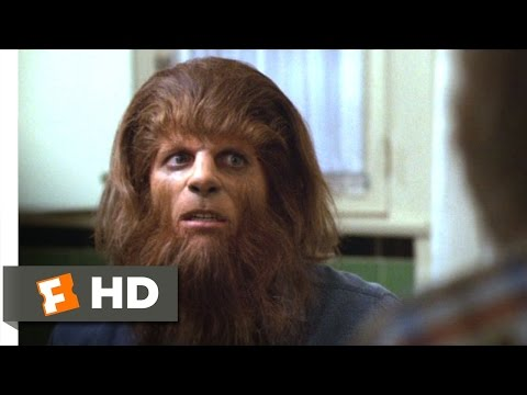 Teen Wolf (1985) - First Wolf-Out Scene (3/10) | Movieclips