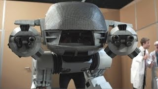 Our RoboCop Remake: ED-209!